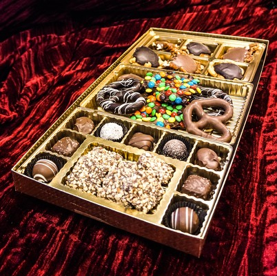 Assorted Gourmet Chocolate Box 1 from In Full Bloom in Farmingdale, NY