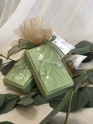 Eucalyptus Soap from In Full Bloom in Farmingdale, NY