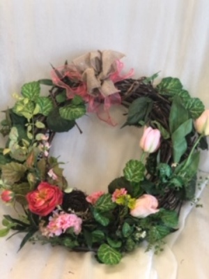 Silk Wreath 3 from In Full Bloom in Farmingdale, NY