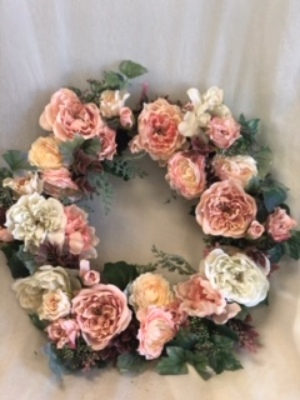 Silk Wreath 6 from In Full Bloom in Farmingdale, NY