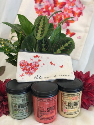 Soy Candles from In Full Bloom in Farmingdale, NY