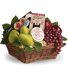 Delicious Delights Basket from In Full Bloom in Farmingdale, NY