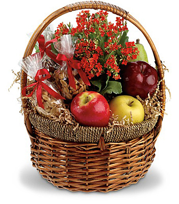 Health Nut Gift Basket from In Full Bloom in Farmingdale, NY