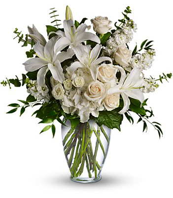 Dreams From the Heart Bouquet from In Full Bloom in Farmingdale, NY