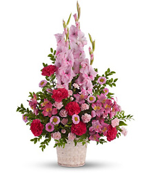 Heavenly Heights Bouquet from In Full Bloom in Farmingdale, NY