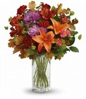 Fall Brights Bouquet from In Full Bloom in Farmingdale, NY