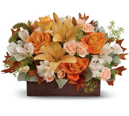 Fall Chic Bouquet from In Full Bloom in Farmingdale, NY